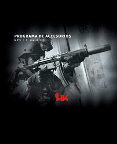 CATÁLOGO HECKLER & KOCH ACCESORIOS MP5