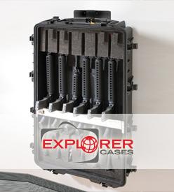 Transporte de Material EXPLORER CASES