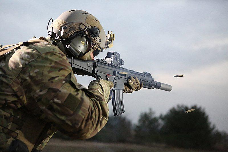 Heckler & Koch HK433 5,56 mm x 45