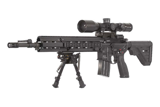Rifle de asalto Heckler & Koch HK416