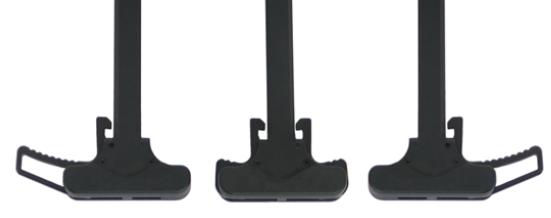 Opciones de la palanca de rearmado Heckler & Koch HK416