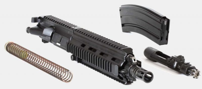 Upgrade kit del rifle de asalto Heckler & Koch HK416