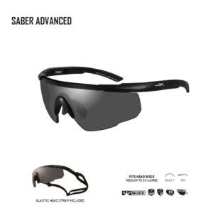 Gafas balísticas Xiley X Tactical/Police