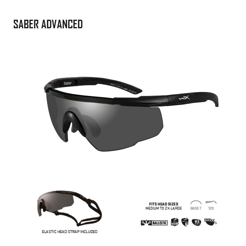 334cc65203 Gafas balísticas de alto rendimiento SABER ADVANCED Wiley X