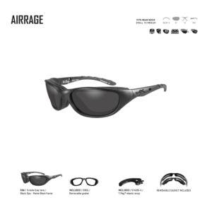 ARRIAGE. Gafas balísticas Xiley X Tactical/Police.