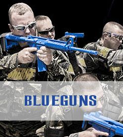 Accesorios de Entrenamiento Blue Gun