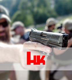 Arma Corta Policial HECKLER & KOCH
