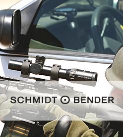 Óptica Policial/Militar SCHMIDT & BENDER