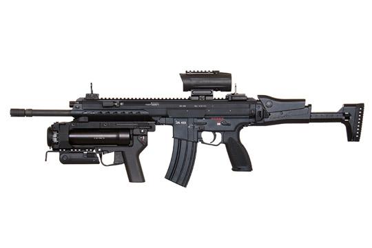 Heckler & Koch HK433 5,56mm x 45