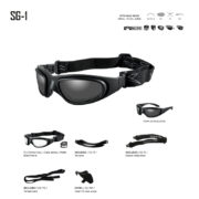 SG-1. Gafas balísticas Xiley X Tactical/Police.