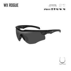 Gafas balísticas WX ROGUE Xiley X Tactical/Police.
