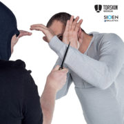 PROTECCIÓN ÓPTIMA CONTRA ATAQUES DE ARMA BLANCA