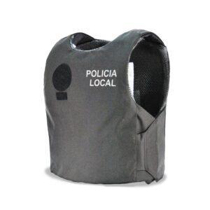 Funda Chaleco Antibalas Patrol Police Basic