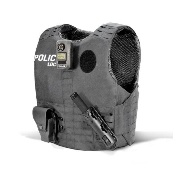 Funda Chaleco Antibalas Patrol Canguro Policía Local