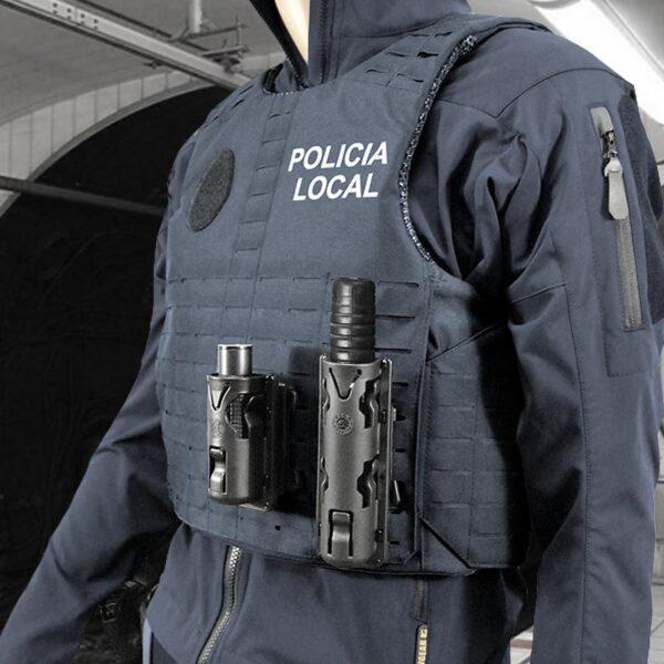CHALECO ANTIBALAS POLICIAL SIOEN ITEPOL GEN II FLEX
