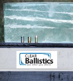 Gelatina Balística CLEAR BALLISTICS