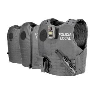 FUNDA EXTERIOR CHALECO ANTIBALAS POLICÍA LOCAL